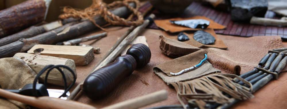 LEARN THE SKILLS THAT OUR ANCESTORS USED TO SURVIVE